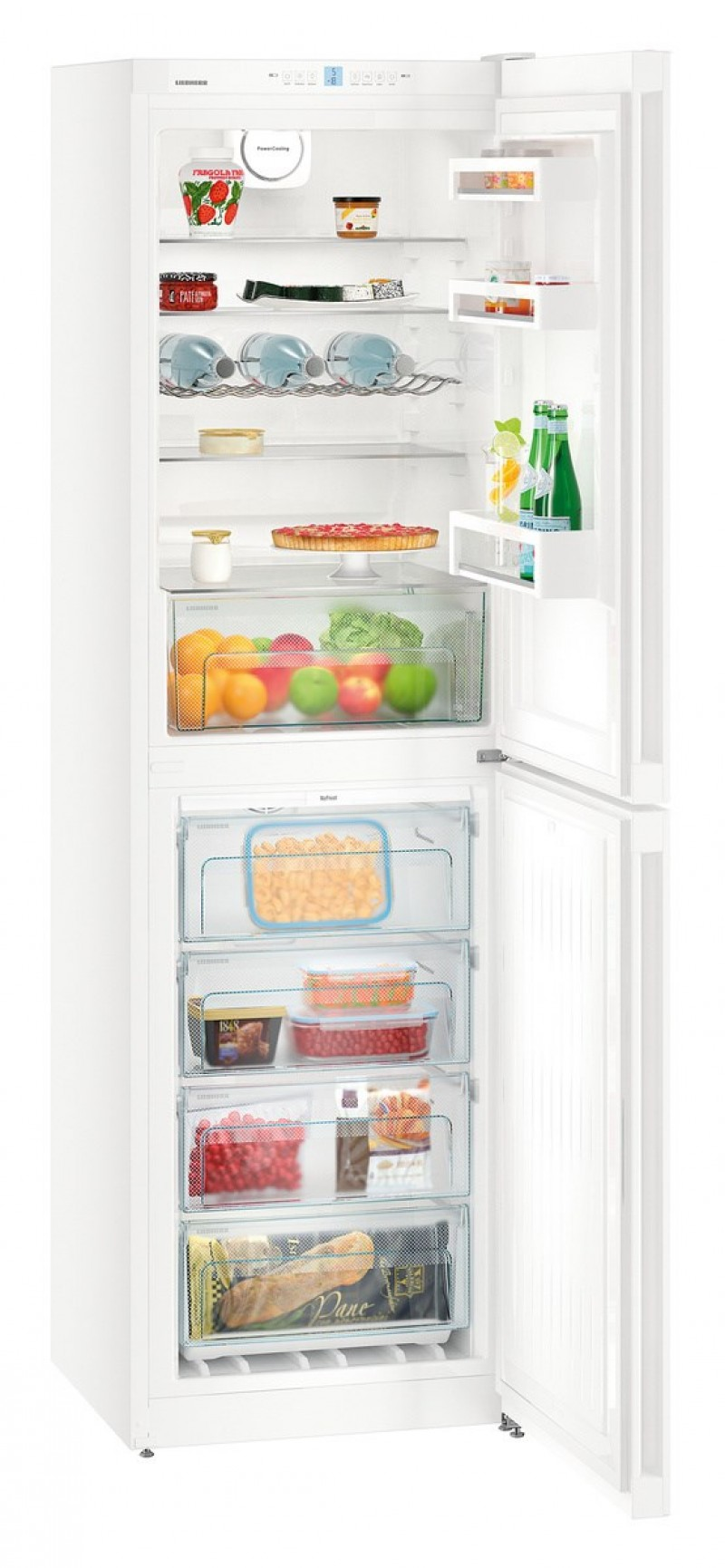 Liebherr CN4713 60cm No Frost Fridge Freezer - 2 Year Warranty